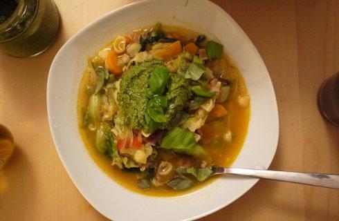 La ricetta della minestra di Natale napoletana