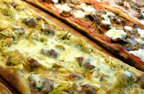 5 pizze al taglio da non perdere a Napoli