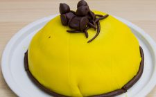 Polenta e Osei: la ricetta dolce di Bake Off talia 3