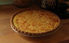 La quiche di cipolle e ricotta con la ricetta di Benedetta Parodi