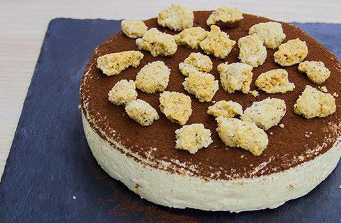 Sbrisolona tiramisù: la ricetta golosa di Bake Off Italia 3