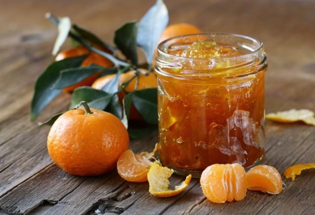 marmellata clementine
