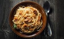 Venerdì, il giorno degli spaghetti al tonno