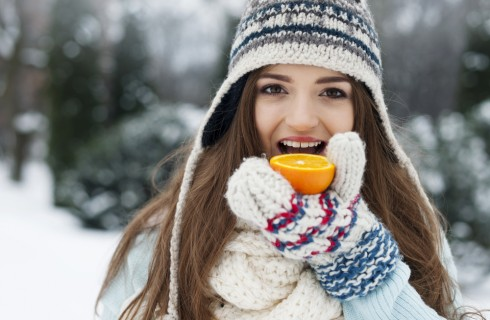 Mangiare in inverno: come aiutare il sistema immunitario