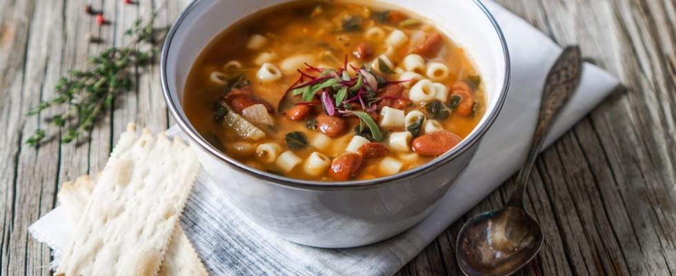 Dieta del minestrone: funziona davvero?