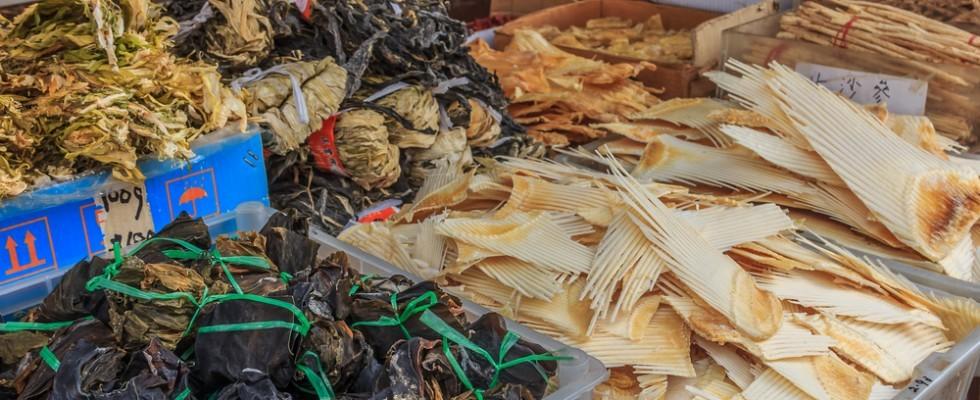 Gli 11 ingredienti più strani della cucina cinese