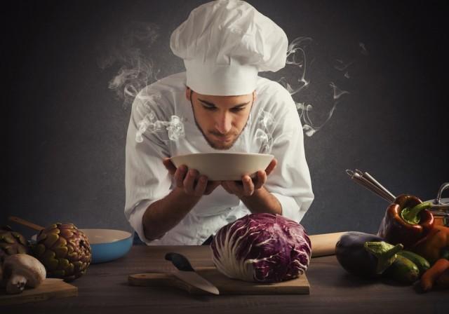 Inventare una ricetta