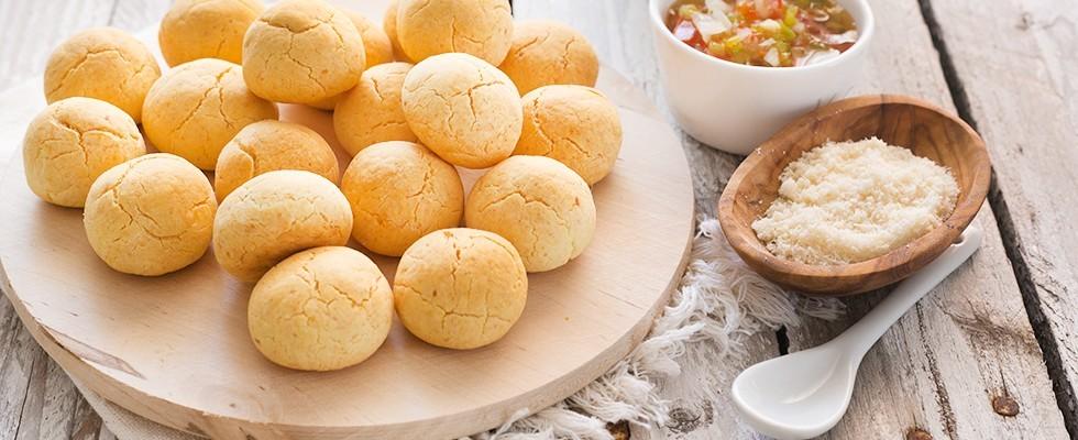 Chipa: panini al formaggio