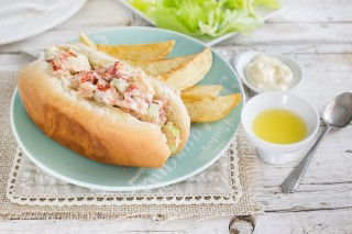 Lobster roll: il panino all'astice