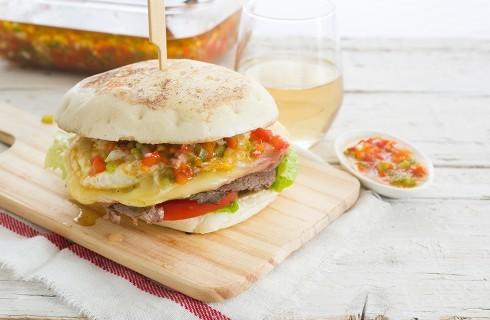 Lomito: panino argentino