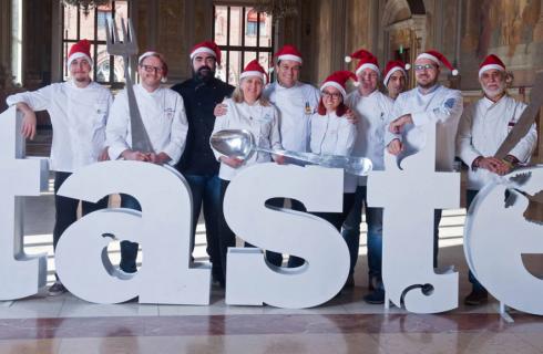La vostra piccola guida a Taste of Christmas a Bologna