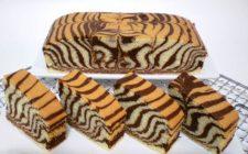 La torta zebrata con la ricetta di Benedetta Parodi