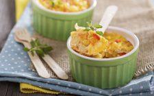 Tortino di patate: la ricetta light di Marco Bianchi