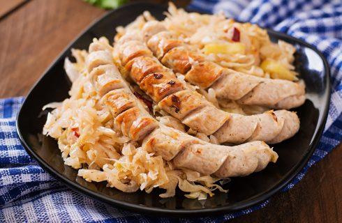 Come cucinare la verza con salsiccia con la ricetta da fare in casa