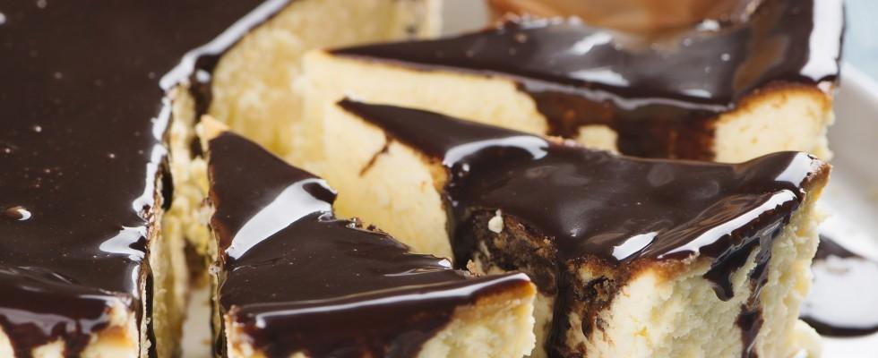 Cheesecake senza lattosio