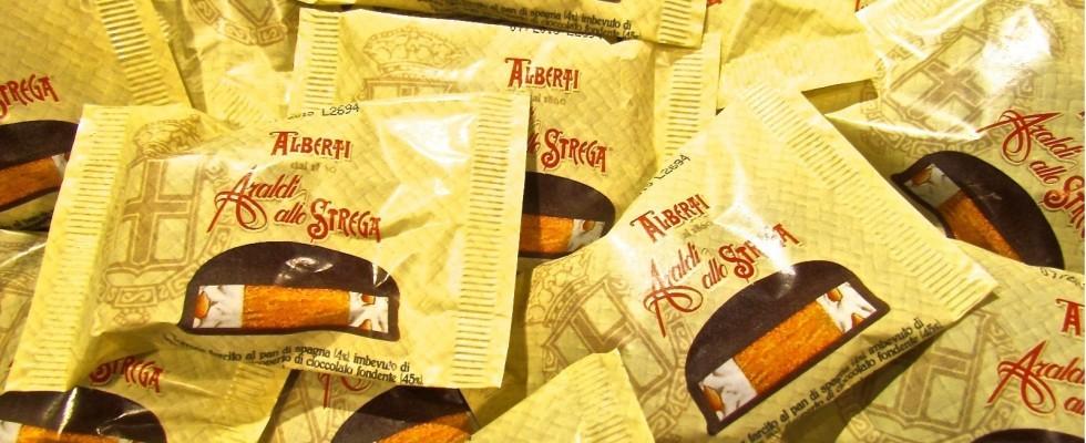 Cioccolatini Araldi ritirati dal commercio