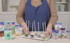 Cake Pops Funfetti, come si decorano