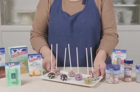 Cake Pops Funfetti, come si decorano