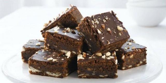 brownies al torrone