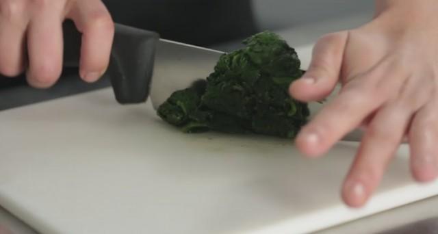 Pasta verde 01