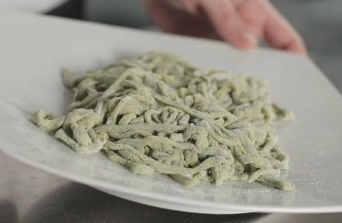 Pasta verde, le strette emiliane