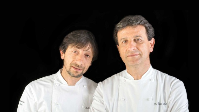 Sandro e Maurizio Serva