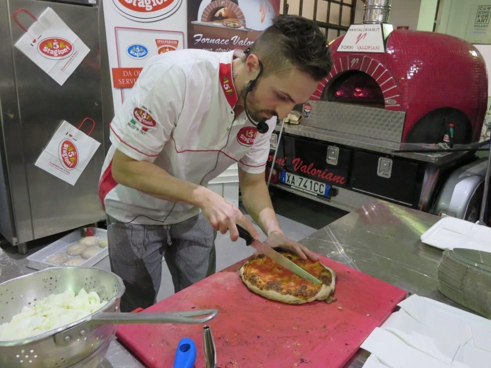 Cooking for art Milano: le finali - Foto 13