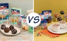 Cake pops per le feste: quale scegliere?
