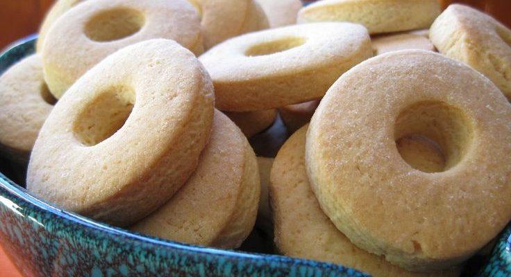 Ecco i biscotti alla panna senza burro per la colazione