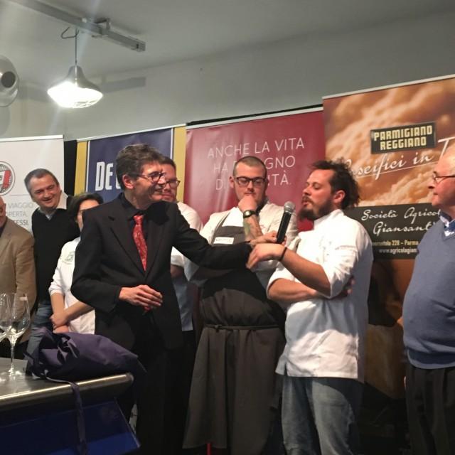 chef emergente 2016 milano