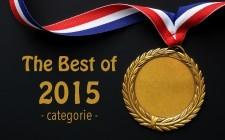 The Best of 2015: i migliori di categoria