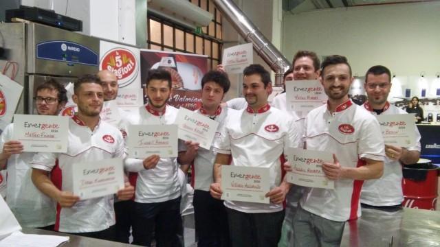chef emergente pizza 2015 milano