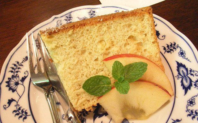 La chiffon cake al limone con la ricetta facile