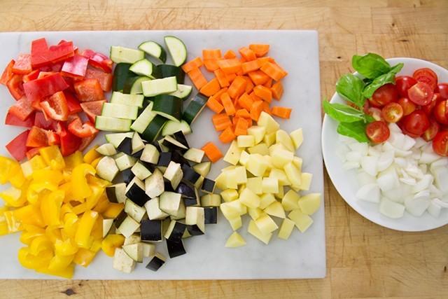 cianfotta di verdure (1)
