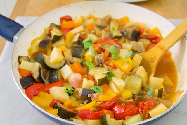 cianfotta di verdure (6)