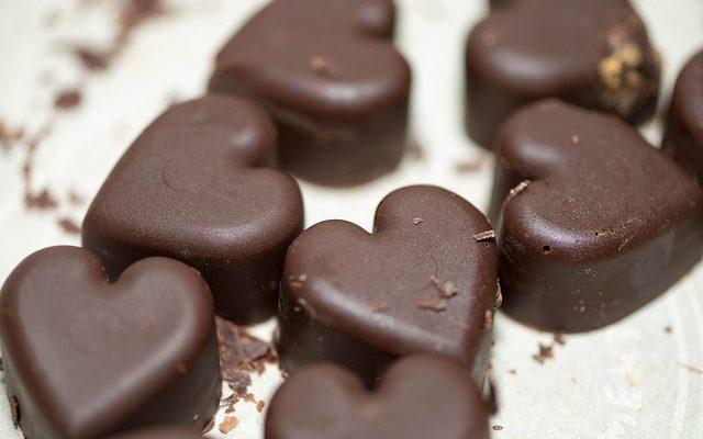 I cioccolatini ripieni alla menta da gustare a fine pasto