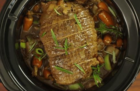 I 5 vantaggi dello slow cooking