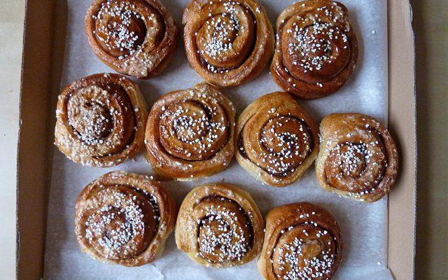 Le girelle alla cannella svedesi con la ricetta semplice