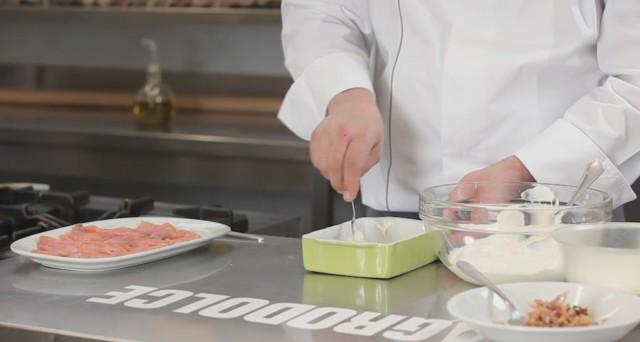 lasagna carciofie salmone 14