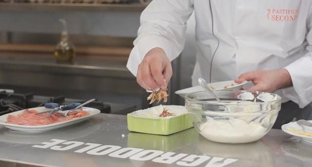 lasagna carciofie salmone 16