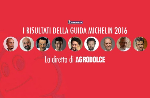 Guida Michelin 2016: la diretta liveblog