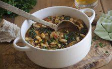Come fare la minestra di fagioli cannellini