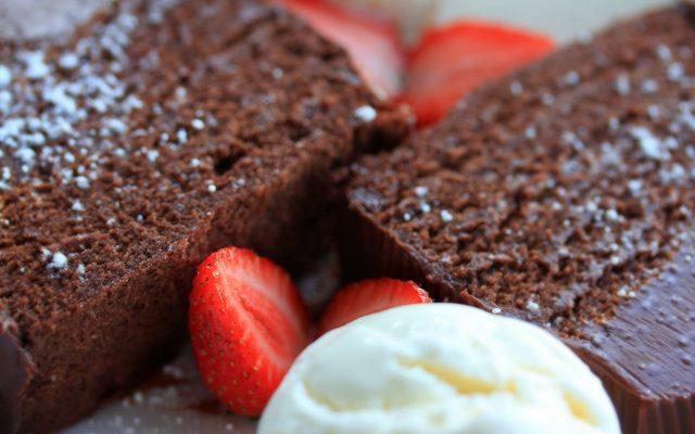 La mud cake con la ricetta originale americana