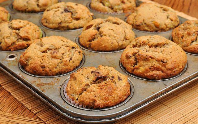 I muffin ai fichi secchi con la ricetta veloce