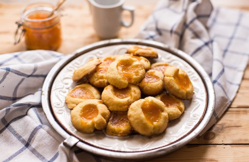 Ovis mollis, biscotti friabili