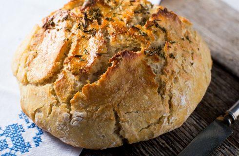 Il pane fatto in casa con lievito madre: ecco la ricetta