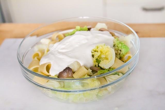pasta al forno con verdure (3)