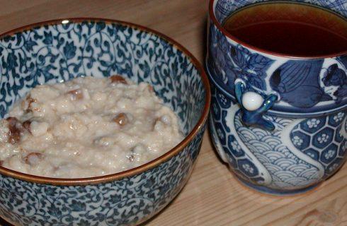 Il porridge al microonde con la ricetta veloce