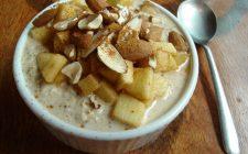 Il porridge di quinoa con la ricetta facile