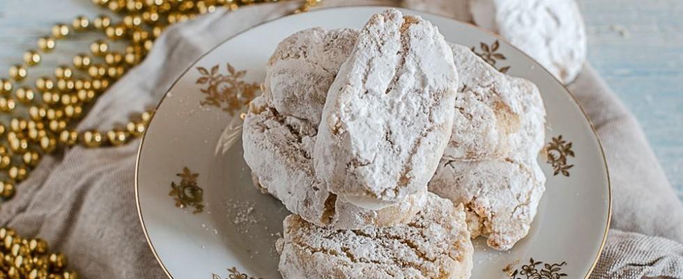 Ricciarelli, i biscotti senesi